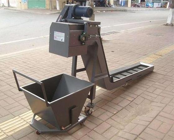 南京链板式排屑机