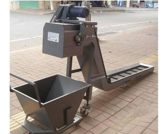 溧阳刮板式排屑机