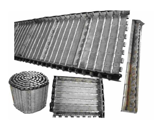 南京排屑机链板